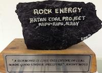 rock energy batan coal proj sm